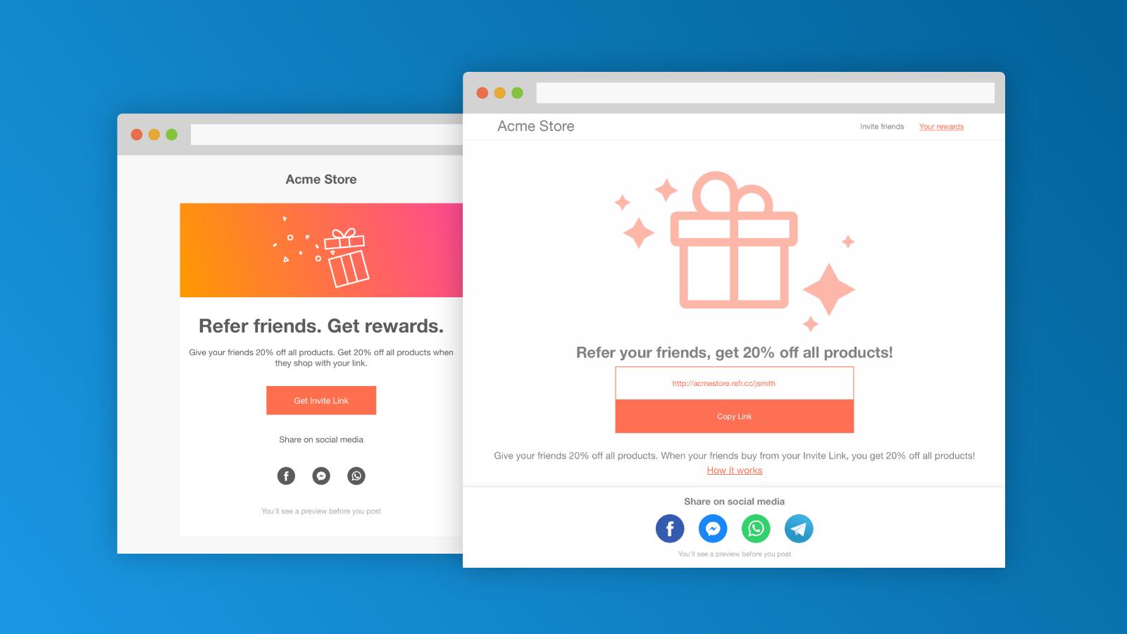 best shopify apps - referralcandy